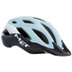 MET Crossover - Casque de vélo - bleu/noir